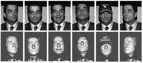 三维人脸识别的方法有哪些?