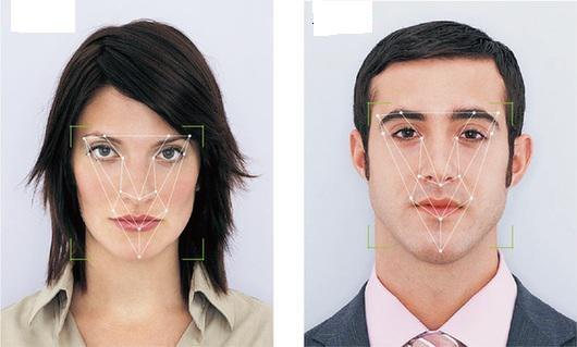 人的面部与身体的其他生物特征,例如指纹和虹膜一样与生俱来,它的不易被复制和惟一性的良好特性为身份鉴别提供了必要的前提。与其他类型的生物识别比较,人脸识别具有无须被采集对象配合、无须采集对象和设备直接接触、可以在同一场景中对多个人脸进行分拣、判断及识别等优点。这些特点使得人脸识别系统工作效率高、准确度高,且效果较好。然而,既便如此,我们也无法忽视人脸识别技术在研发和应用中的阻碍因素。早些年人脸识别虽说是被认为是生物特征识别领域甚至人工智能领域最困难的研究课题之一。人脸识别的困难主要是人脸作为生物特征的特点所