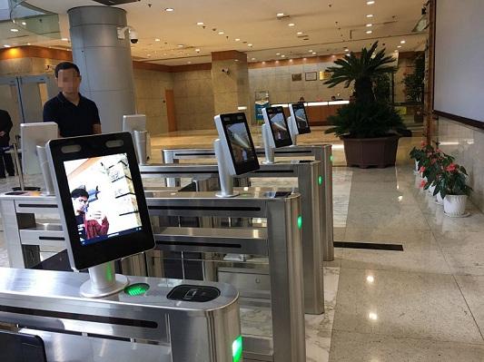 上海人脸识别闸机